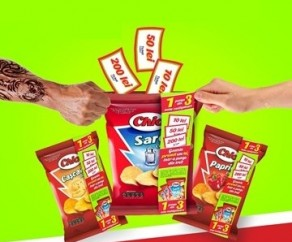 Chio Chips – Gaseste premii sau lei, intr-o punga din trei!